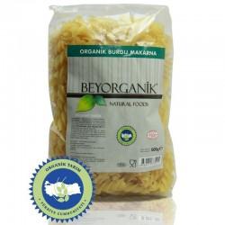 Beyorganik - Beyorganik Organik Burgu Makarna 500 Gr