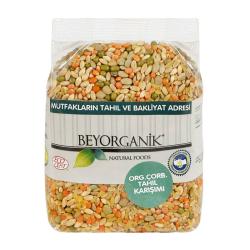 Beyorganik - Beyorganik Organik Çorbalık Tahıl Karışımı Anadolu 500 Gr