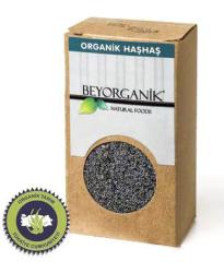 Beyorganik - Beyorganik Organik Haşhaş 100 Gr Cam Ambalaj
