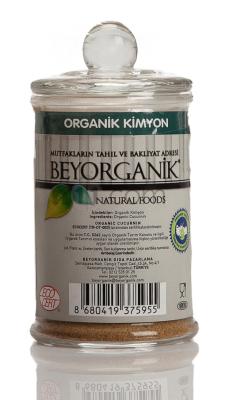Beyorganik Organik Kimyon 100 Gr Cam Ambalaj