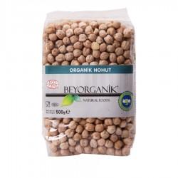 Beyorganik - Beyorganik Organik Nohut 500 Gr