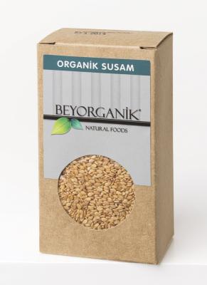 Beyorganik Organik Susam 60 gr