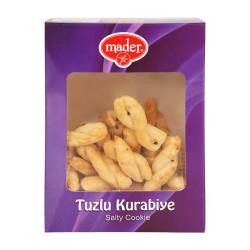 Mader - Mader Glutensiz Tuzlu Kurabiye 100 gr