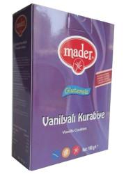 Mader - Mader Glutensiz (Vanilyalı) Tatlı Kurabiye 100 gr