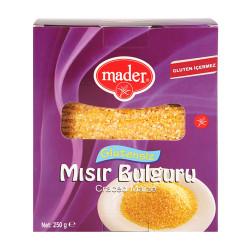Mader - Mader Glutensiz Mısır Bulguru 250 gr