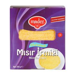 Mader - Mader Glutensiz Mısır İrmiği 250 gr