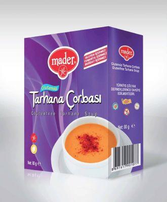 Mader Glutensiz Tarhana Çorbası 80 gr