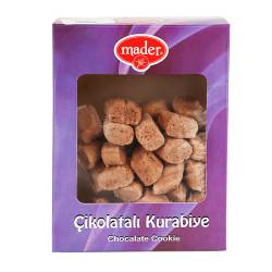Mader - Mader Glutensiz (Damla) Çikolatalı Kurabiye 100 gr