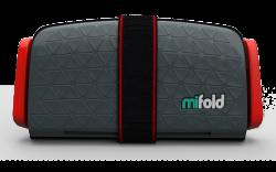 Mifold - Mifold Yeni Nesil Oto Koltuğu 4 yaş+ (Koyu Gri)