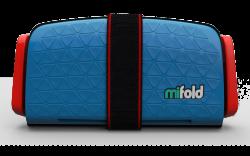 Mifold - Mifold Yeni Nesil Oto Koltuğu 4 yaş+ (Denim Mavi)