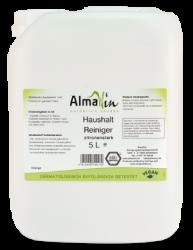 Almawin - Organik Almawin Elde Bulaşık Yıkama Sıvısı - Limon Kokulu 5 lt.