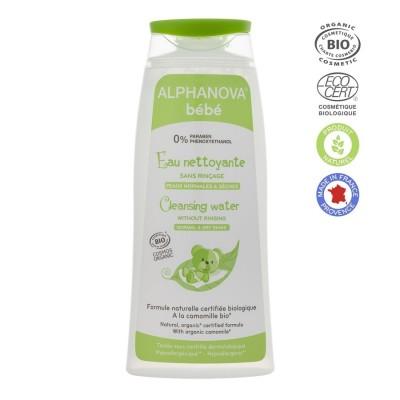 Alphanova Bebek Şampuanı İkisi Bir arada Şampuan - Konak ve Sık Yıkama için 200 ml