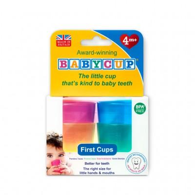 Baby Cup İlk Bardaklar 4'lü