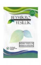 Beyorganik - Beymikro Yeşillik Biber Karışımı