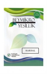 Beyorganik - Beymikro Yeşillik Hardal