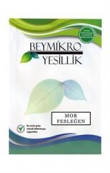 Beyorganik - Beymikro Yeşillik Mor Fesleğen Filizi