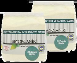 Beyorganik - Beyorganik Organik Bebek İrmiği 350gr x 2 adet