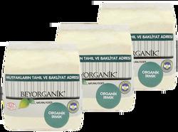 Beyorganik - Beyorganik Organik Bebek İrmiği 350gr x 3 adet