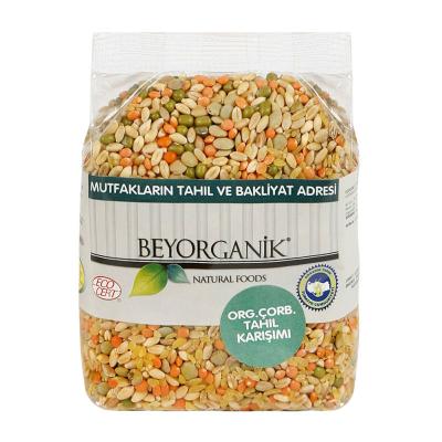 Beyorganik Organik Çorbalık Tahıl Karışımı Anadolu 500 Gr