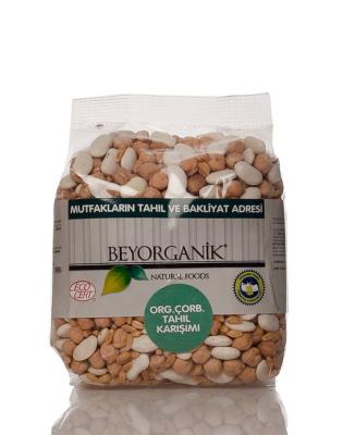 Beyorganik Organik Çorbalık Tahıl Karışımı Anadolu Kuru 500 Gr