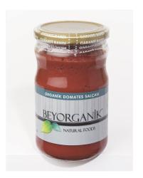 Beyorganik - Beyorganik Organik Domates Salçası 660 Gr