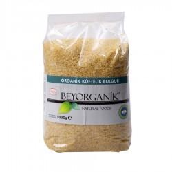 Beyorganik - Beyorganik Organik Köftelik Bulgur 1 Kg