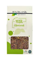 Beyorganik - Beyorganik Organik Yeşil Mercimek1 Kg