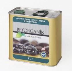 Beyorganik - Beyorganik Organik Zeytinyağı 2 Lt