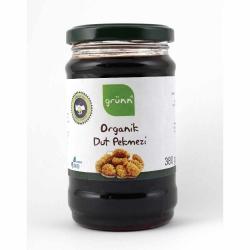 Grünn - Grünn Organik Dut Pekmezi 850 gr