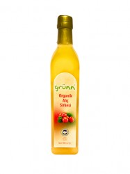Grünn - Grünn Organik Alıç Sirkesi 500 ml