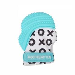 Mouthie Mitten - Mouthie Mitten Diş Kaşıyıcı Eldiven Mavi XO