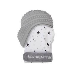Mouthie Mitten - Mouthie Mitten Diş Kaşıyıcı Eldiven Yıldız Grisi