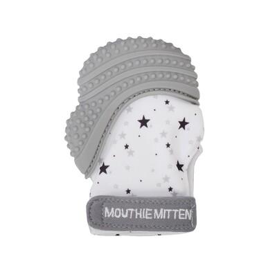 Mouthie Mitten Diş Kaşıyıcı Eldiven Yıldız Grisi