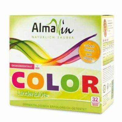 Organik Almawin Çamaşır Makine Yıkama Tozu ( Renkliler için ) 1 kg.