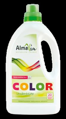 Organik Almawin Çamaşır Yıkama Sıvısı - (Renkliler için) 1,5 lt.