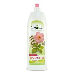 Almawin - Organik Almawin Elde Bulaşık Yıkama Sıvısı - Yabangülü & Melisa 1 lt