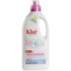 Klar - Organik Klar Çamaşır Yumuşatıcısı 1 lt