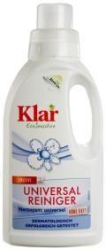 Organik Klar Sıvı Ev Temizleme Ürünü 500 ml.