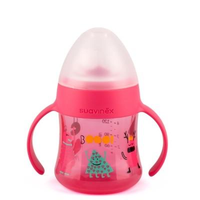 Suavinex Kulplu Bardak Booo - 150 ml ( 4+ ay) Pembe