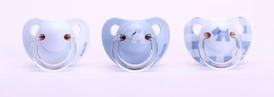 Suavinex Evolution Ortodontik Silikon Emzik Scottish ( 0 - 6 ay)
