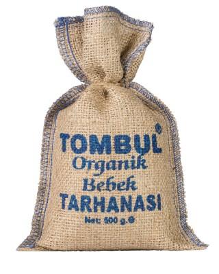 Tombul Organik Bebek Tarhanası 500 gr Otantik Kese