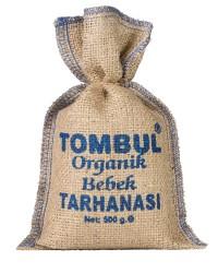Tombul - Tombul Organik Bebek Tarhanası 500 gr Otantik Kese