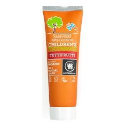 Urtekram - Urtekram Organik Çocuk Diş Macunu 75 ml - Tutti Furutti